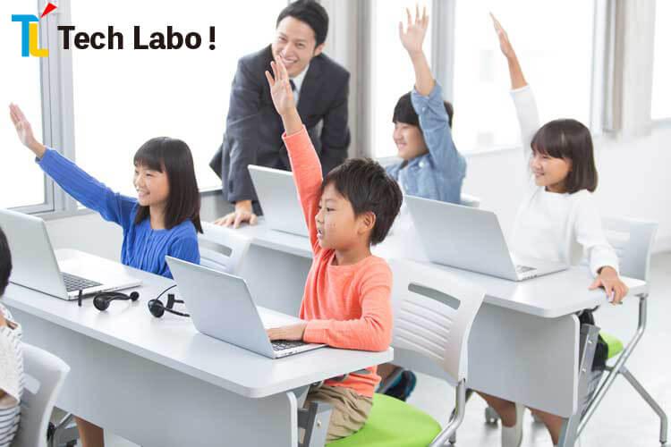 教室だより vol.04  小学生向け本格的プログラミングスクールを新規開校しました。